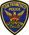 San Francisco Police Department badge